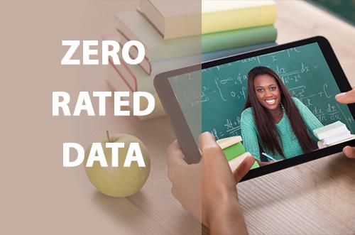 Zero Rated Data to Specific UKZN Sites